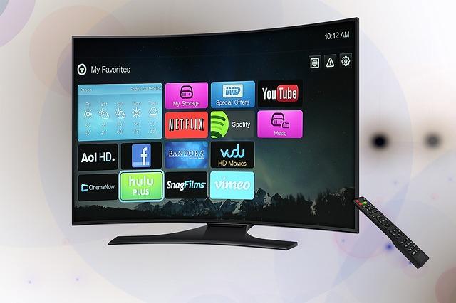 テレビ画面にアンドロイド接続