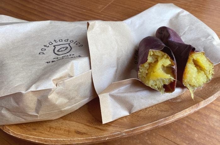 パタータドルチェの壺焼き芋
