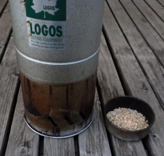 20年以上使っているLOGOSの燻製器(スモーカー)